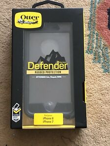 Otterbox defender iphone 7 or 8