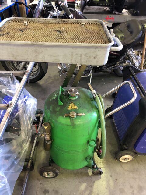 Raasm Oil Evacuator/