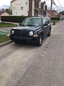 Jeep patriot 2008 2.4l manuelle