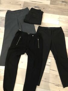 Gap & RW &Co Dress Pant Lot (size small/ 4)