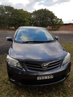 Toyota Corolla Sedan 2011 Low Kms One Owner