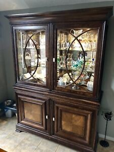 China Cabinet or Hutch