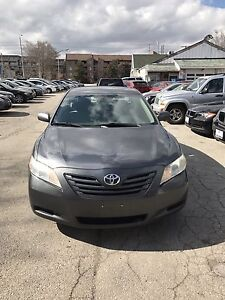2007 Toyota Camry LE e-test & safety