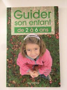 Livre - Guider son enfant de 2 à 6 ans