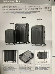 Samsonite Symphony 3 piece luggage set