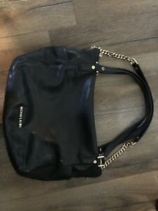 Michael Kors soft pebbled leather purse