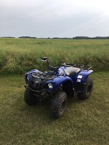 2013 Yamaha 125 grizzly