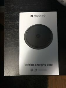 Morphie Qi Wireless Charger