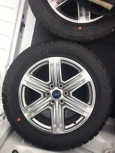 Ford F-150 brand new tire and rims