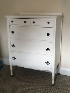 Antique/Vintage Refurbished Dresser
