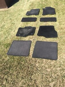 Floor mats for car and truck