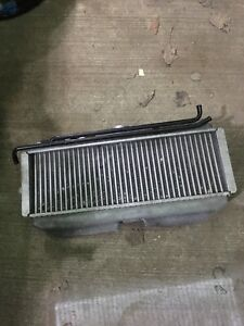 Subaru STi intercooler