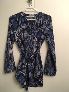 Size Small long blouse
