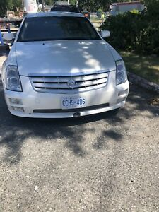 2006 Cadillac STS Addison special edition