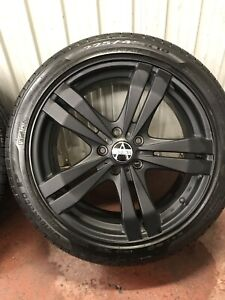 5x114. 3 Roues Mags 18 po