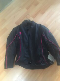 Woman's brand new motodry jacket