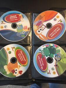 Disney Baby Einstein / Baby TV lot