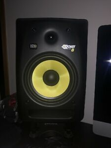 KRK Rokit 8 (pair) with stands