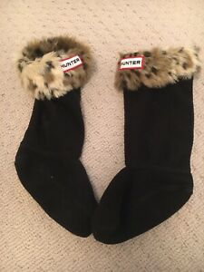 Toddler Hunter Boot Liners in size 8-10