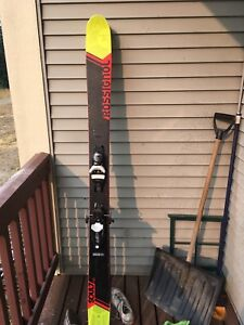 ROSSIGNOL POWDER SKIS!!!!