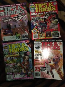 Video game mags