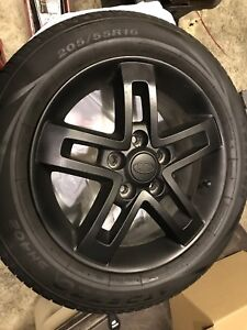 205/55/16 and 5x114.3 bolt pattern rims