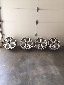 18inch Ford Focus Rims