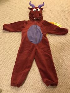 Child's Dragon Costume, size 4-6x