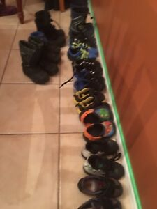 Boys shoes size 5-12