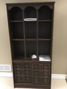Cabinet/Bookselve for sale