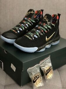 028cff5dde7 NIKE LEBRON 16 WATCH THE THRONE SIZE 10! NEW IN BOX! RARE