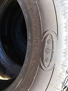 Used Winter Tires Goodyear