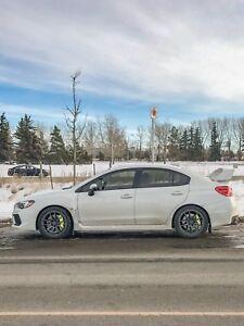 2018 Subaru Wrx Sti (sport tech)