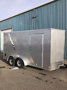 2017 Continental Cargo V-Series Trailer 7 x 14
