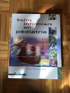 Soins infirmiers en pediatrie et périnatalité - Ball 3e édition