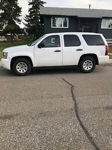 2011 CHEV TAHOE EX RCMP VEHICLE IN EXC CONDITION!!!