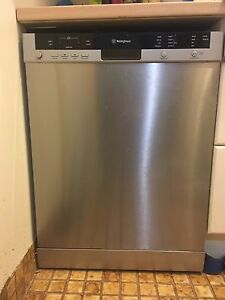 Stainless steel Westinghouse Dishwasher St Marys Mitcham Area Preview