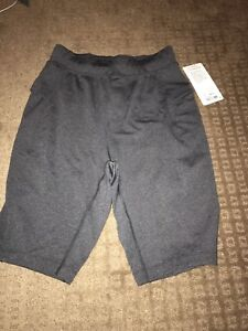 "Lululemon men's ""for the people 2"" shorts -size small"