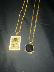 18k Gold plated chains