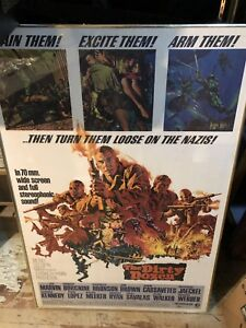 The Dirty Dozen Movie Poster 67/176
