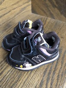 Brand new Size 3 Toddler New Balance sneakers