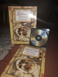 Lighthearted Gourmet Recipe book and CD