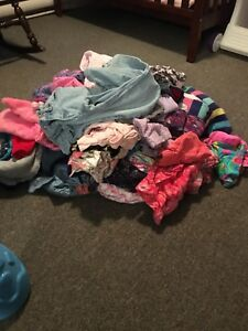 Toddler girls clothes sizes 2-4