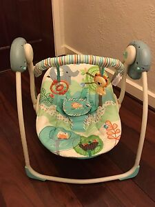 Bright stars baby swing Mount Hawthorn Vincent Area Preview