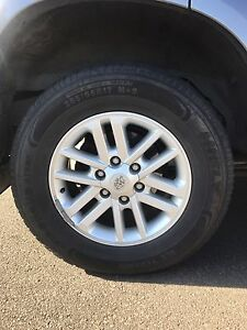 Rims and Tyres x 4 Shellharbour Shellharbour Area Preview
