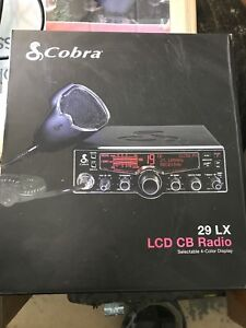 Cobra 29 LX CB radio
