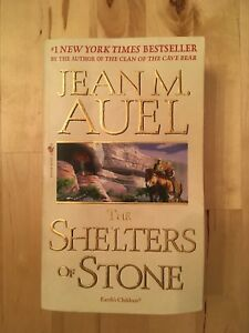 Jean Auel : The Shelters of Stone