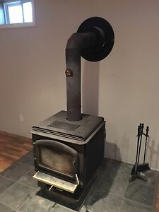 Napoleon 1400 Air tight wood stove