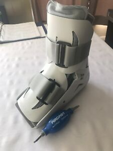 Aircast for right foot