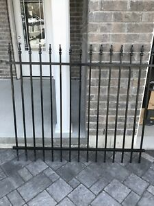 Wrought Iron Fence (BRAND NEW)